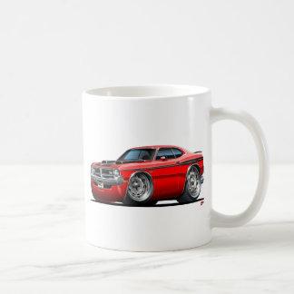 Dodge Demon Red Car Coffee Mug