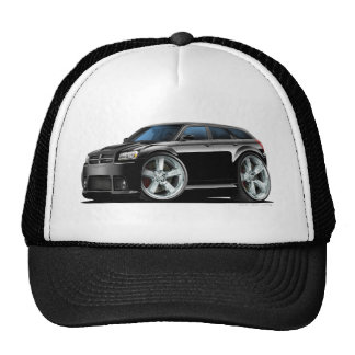 Dodge Magnum Black Car Trucker Hat