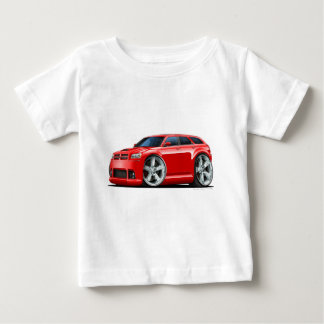 Dodge Magnum Red Car Baby T-Shirt