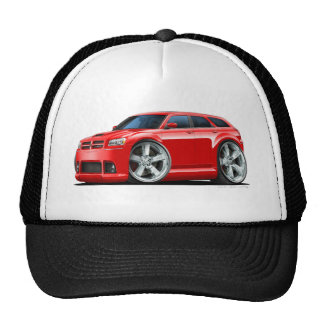 Dodge Magnum Red Car Trucker Hat