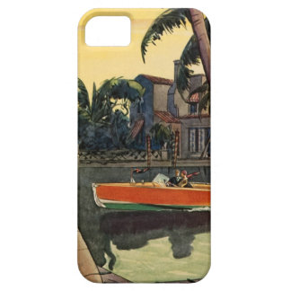 Dodge Motor Speed Boat Jungle Cruise iPhone 5 Covers