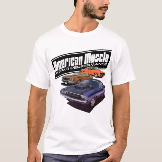 Dodge Muscle Cars T-Shirt
