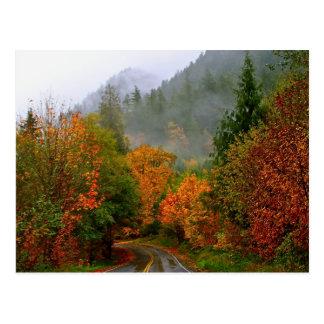 Dodge Road Postcard