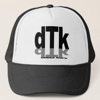 Dodge Rock Trucker Hat - dTk