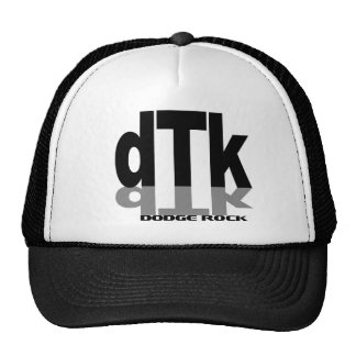 Dodge Rock Trucker Hat - dTk