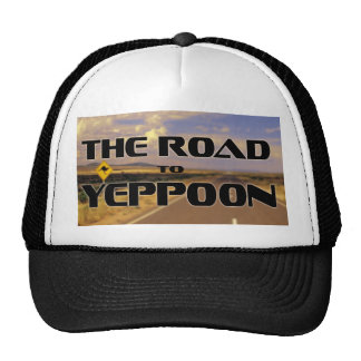 Dodge Rock Truckers Cap - Road to Yeppoon Album Trucker Hat