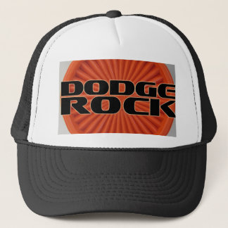 Dodge Rock Truckers Cap - Tupperware