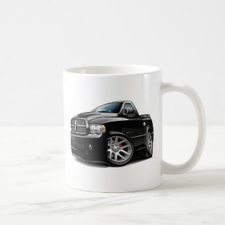 Dodge SRT10 Ram Black Coffee Mug