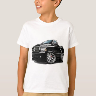 Dodge SRT10 Ram Black Tee Shirts