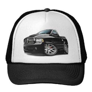 Dodge SRT10 Ram Black Trucker Hat