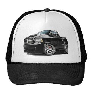 Dodge SRT10 Ram Dualcab Black Trucker Hat
