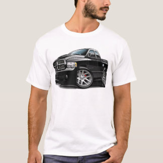 Dodge SRT10 Ram Dualcab Black T-Shirt