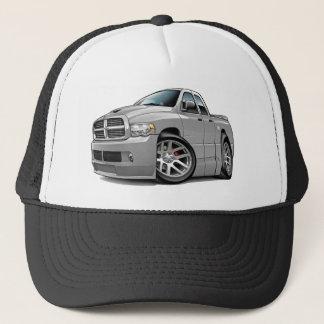 Dodge SRT10 Ram Dualcab Grey Trucker Hat
