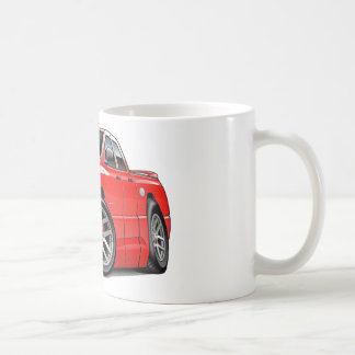 Dodge SRT10 Ram Dualcab Red Coffee Mug