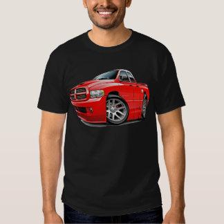 Dodge SRT10 Ram Dualcab Red Tee Shirts