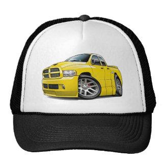 Dodge SRT10 Ram Dualcab Yellow Trucker Hat