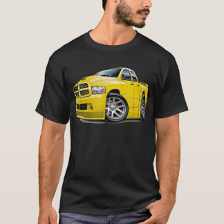 Dodge SRT10 Ram Dualcab Yellow T-Shirt