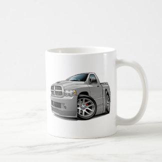 Dodge SRT10 Ram Grey Basic White Mug