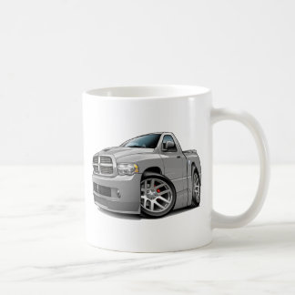Dodge SRT10 Ram Grey Coffee Mug