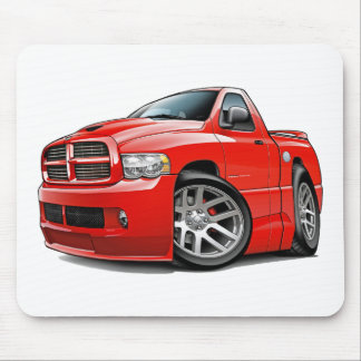 Dodge SRT10 Ram Red Mouse Pad