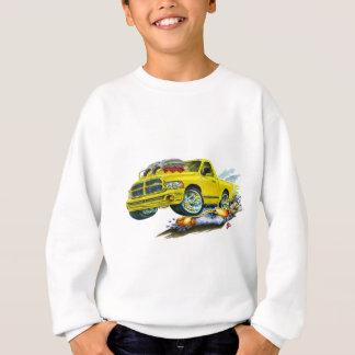 Dodge SRT10 Yellow Truck Sweatshirt