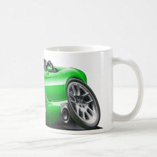 Dodge Viper Roadster Green Car Coffee Mug