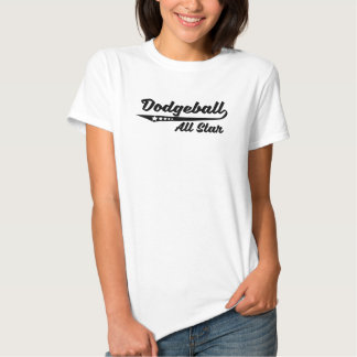 Dodgeball All Star Tee Shirts