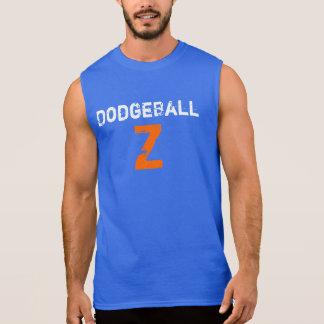 DodgeBall Fighter Sleeveless Sleeveless Shirts