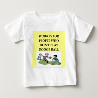 dodgeball joke t-shirts