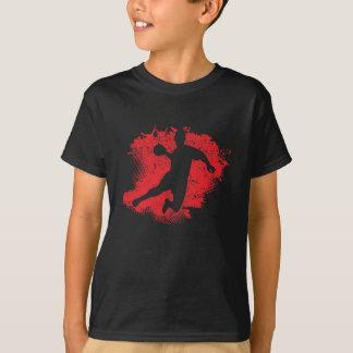 Dodgeball Paint Splatter T-Shirt