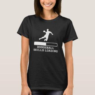 Dodgeball Skills Loading T-Shirt