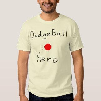 dodgeball tshirt