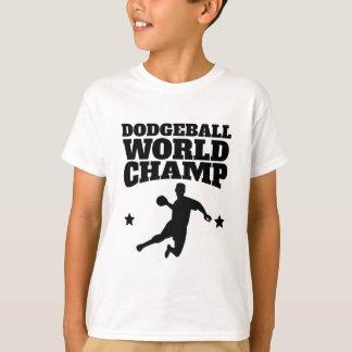 Dodgeball World Champ T-Shirt