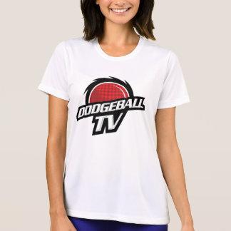 DodgeballTV Women's Logo Shirt
