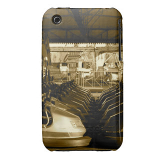 Dodgem Cars 3G/3GS Case-Mate Barely There Case-Mate iPhone 3 Cases
