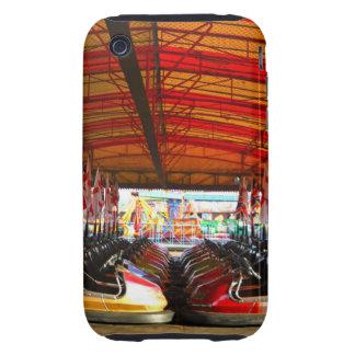Dodgem Cars iPhone 3G3GS Case-Mate Tough Tough iPhone 3 Cases