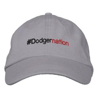 Dodgernation Baseball Cap