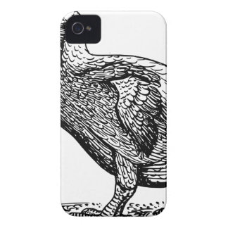 Dodo Bird iPhone 4 Case-Mate Case