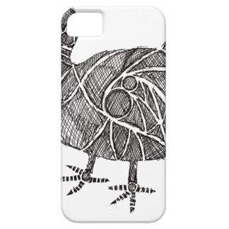 Dodo Bird iPhone 5 Cover