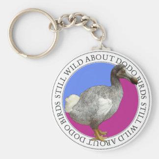 Dodo Bird Keychain