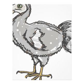 Dodo Bird Letterhead