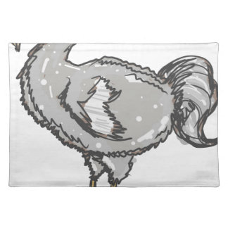 Dodo Bird Placemat