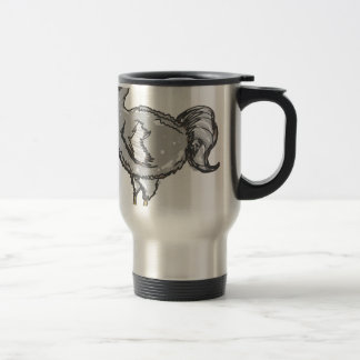 Dodo Bird Travel Mug