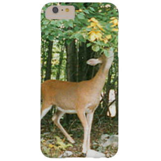 Doe Feeding in West Virginia Forest in Late Spring Barely There iPhone 6 Plus Case