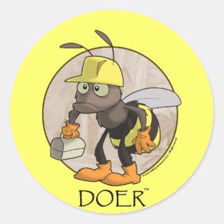 DOER sticker