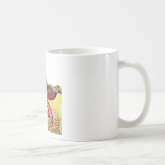 Doerman Swirl Paint 3 Coffee Mug