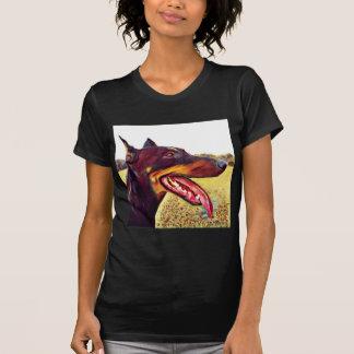 Doerman Swirl Paint 3 T-Shirt