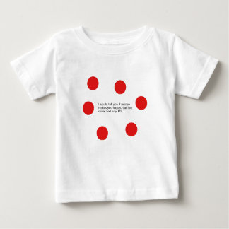 Does Money Make You Happy? Baby T-Shirt