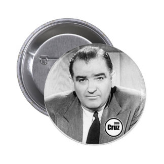 Does Ted Cruz remind you of someone? 2 Inch Round Button