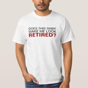 fe789a07 Retirement T-Shirts & Shirt Designs | Zazzle.ca